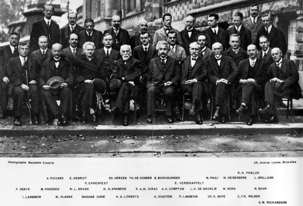 1927-Solvay-Conference1